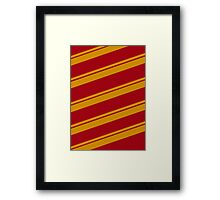 Bravery, Courage, Nerve Framed Print