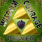 Triforce by jayebz