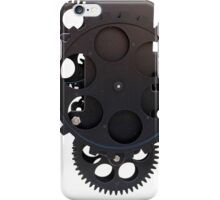 gear clock iPhone Case/Skin