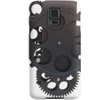 gear clock Samsung Galaxy Case/Skin