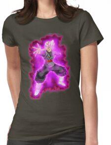 goku black Womens Fitted T-Shirt