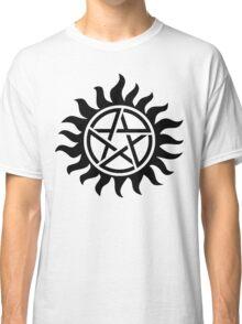 Supernatural Tattoo (black) Classic T-Shirt