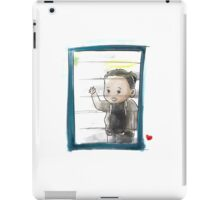 For Her Father iPad Case/Skin