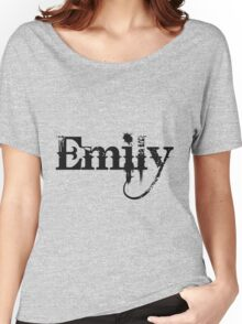 Emily Women's Relaxed Fit T-Shirt