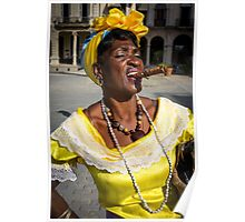Girl from Havana Poster