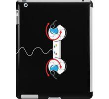 Dual Shock Joystick Control - Blue Nob Variant iPad Case/Skin
