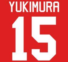 Kira Yukimura #15 One Piece - Short Sleeve