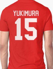 Kira Yukimura #15 Unisex T-Shirt