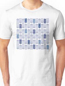Tardis Tardis Tardis Unisex T-Shirt