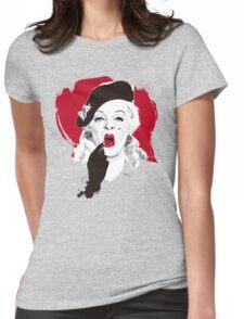 Baby Jane lipstick Womens Fitted T-Shirt