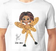 Spice Girls - Viva Forever Faeries - Scary Mel B Fairy (LIMITED EDITION) Unisex T-Shirt