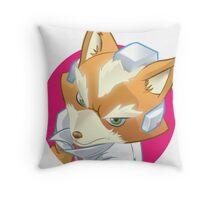 Star Fox (Nintendo Property) Throw Pillow