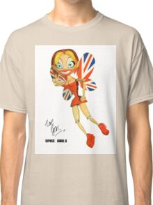 Spice Girls - Viva Forever Faeries - Ginger Geri Fairy (LIMITED EDITION) Classic T-Shirt