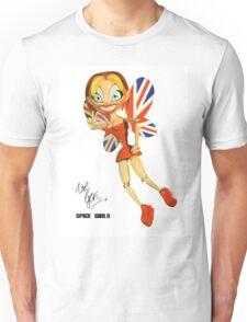 Spice Girls - Viva Forever Faeries - Ginger Geri Fairy (LIMITED EDITION) Unisex T-Shirt