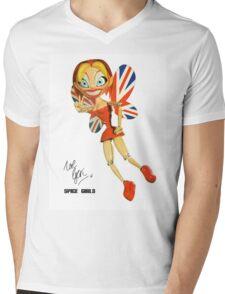 Spice Girls - Viva Forever Faeries - Ginger Geri Fairy (LIMITED EDITION) Mens V-Neck T-Shirt
