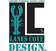 Lane Cove Design supports Cancer research Photographic Print