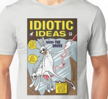 Idiotic Ideas with The Drove Unisex T-Shirt