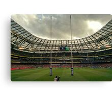 Aviva Stadium Dublin Canvas Print
