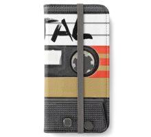 Heavy metal Music band logo iPhone Wallet/Case/Skin