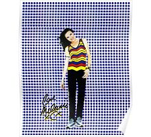 Spice Girls - Sporty Melanie C Spice (Limited Edition) Poster