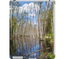Trees in Briesetal iPad Case/Skin