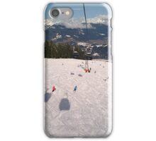 Ski Slopes iPhone Case/Skin