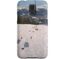 Ski Slopes Samsung Galaxy Case/Skin