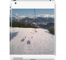 Ski Slopes iPad Case/Skin