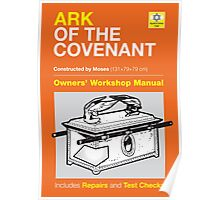 Owners' Manual - Ark of the Covenant - Poster & stickers Poster