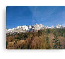 Austria Mountains Metal Print