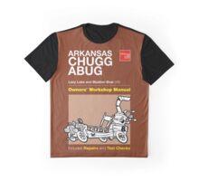 Owners' Manual - Arkansas Chuggabug - T-shirt Graphic T-Shirt