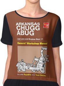 Owners' Manual - Arkansas Chuggabug - T-shirt Chiffon Top