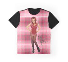 Spice Girls - Ginger Geri Halliwell Spice (Limited Edition) Graphic T-Shirt