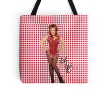 Spice Girls - Ginger Geri Halliwell Spice (Limited Edition) Tote Bag