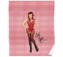 Spice Girls - Ginger Geri Halliwell Spice (Limited Edition) Poster