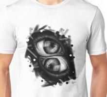 Twins - Gray Eyes Unisex T-Shirt