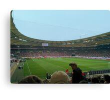 Mercedes-Benz Arena Stuttgart Canvas Print