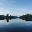 The Lake by letterw
