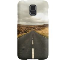 Empty Road Donegal Samsung Galaxy Case/Skin