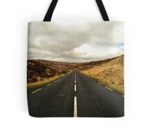 Empty Road Donegal Tote Bag