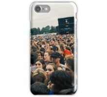 Crowded Marlay Park iPhone Case/Skin