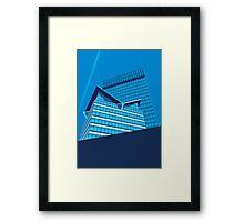 Bernard House, Piccadilly Plaza, Manchester Framed Print