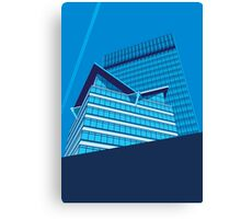 Bernard House, Piccadilly Plaza, Manchester Canvas Print