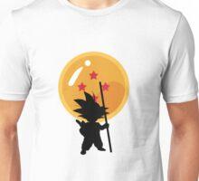Dragonball Saiyan Unisex T-Shirt