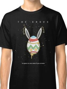 The Drove: In Space No One Cares Classic T-Shirt