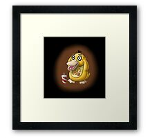 Five Nights at Psyduck's Framed Print