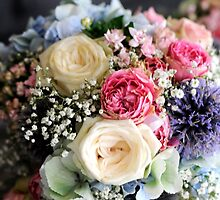 Wedding Bouquet. by Karen  Betts