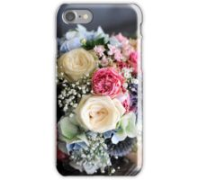Wedding Bouquet. iPhone Case/Skin