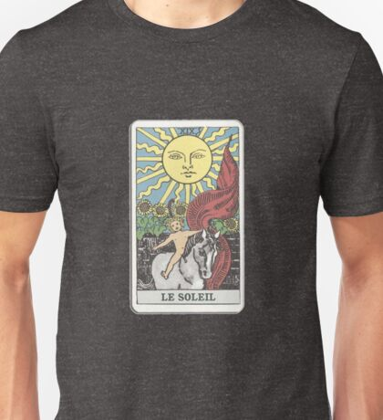 Tarot - The sun Unisex T-Shirt