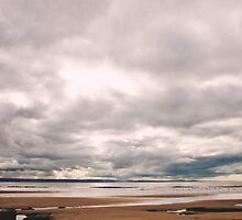 Dunraven Bay by Delphine Comte